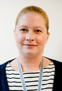 Rebecca Houghton, Operations and Compliance Manager